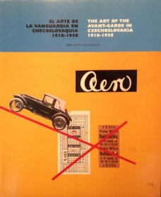 The Art of the Avant-garde in Czechoslovakia 1918-1938