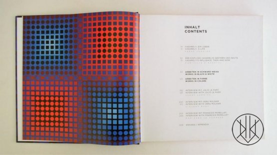 VASARELY - Rediscovery of the Painter